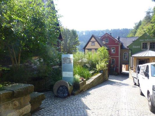 Die Schmilk'sche Mühle wurde im 17. Jahrhundert erstmals urkundlich erwähnt