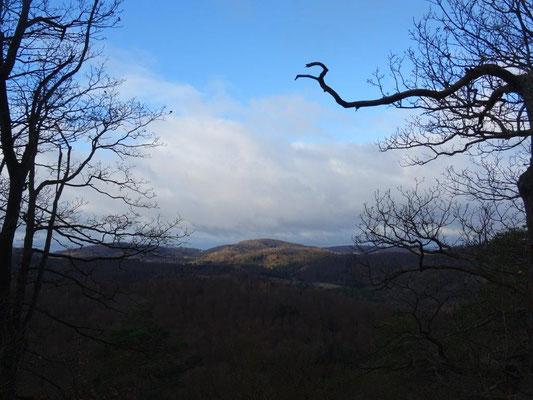 Blick ins Thüringer Land...