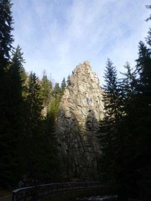 Der Nonnenfelsen