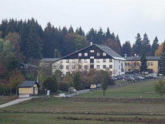 Das Hotel Forstmeister in Schönheide