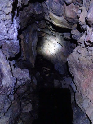 In der Fuchshöhle