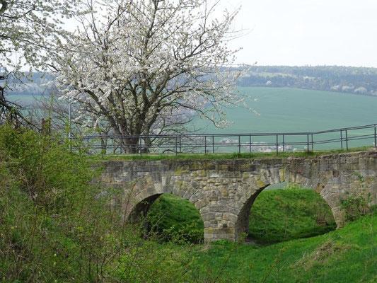 Brücke an der Mühlburg