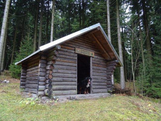 Schutzhütte Feuerturm