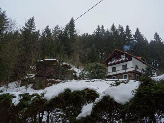 Fast wie in der Sächsischen Schweiz :-)