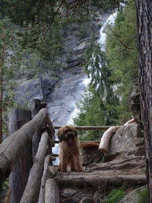 Auf dem Wasserfallweg