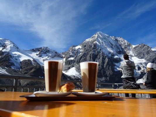 Guten Morgen Monte Zebru