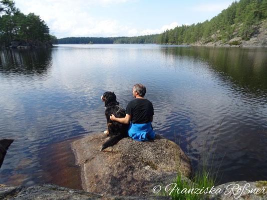 Der Tiveden ist ein einmalig schöner Nationalpark zwischen Vänern und Vättern See