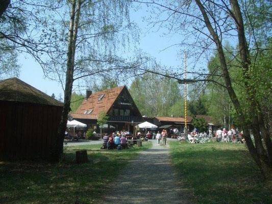 Das Molkenhaus bei Bad Harzburg