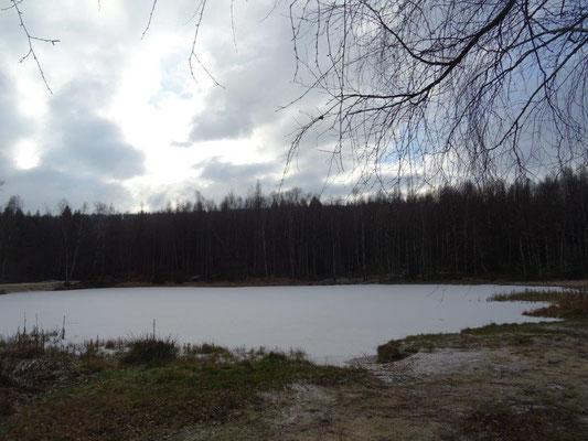 Der Vlčí jezero