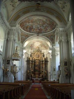Kirche von Matrei