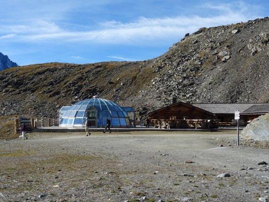 Die Madritschhütte