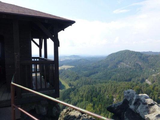 Ausblick am Marienfels