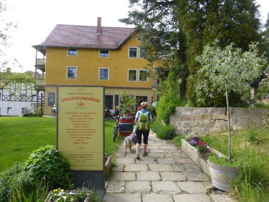 Die Schokoladenmanufaktur in Thürmsdorf