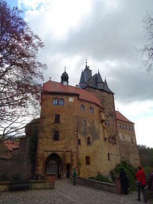 Die Burg Kriebstein