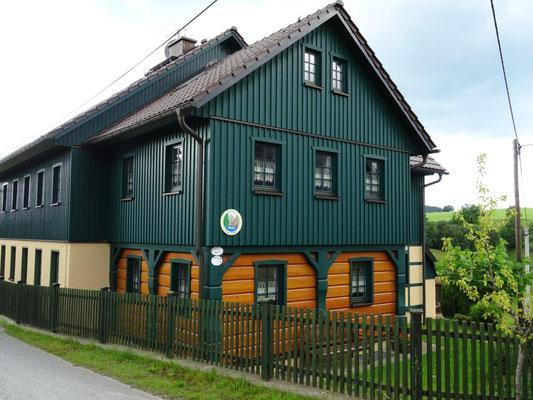 Zurück in Hinterhermsdorf