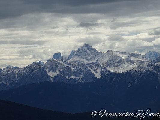Beeindruckende Bergwelt