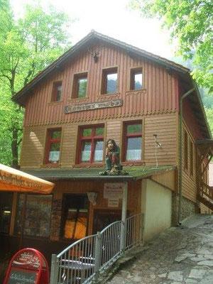 Gasthaus Königsruhe im Bodetal