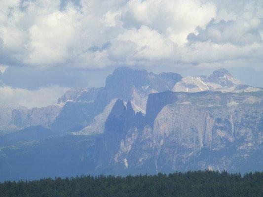 Blick von der Laugenspitze zu den Dolomiten