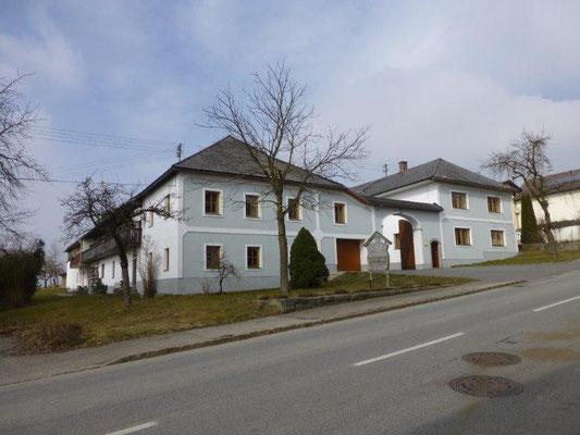 Unsere Unterkunft im Österreichischen Lichtenberg