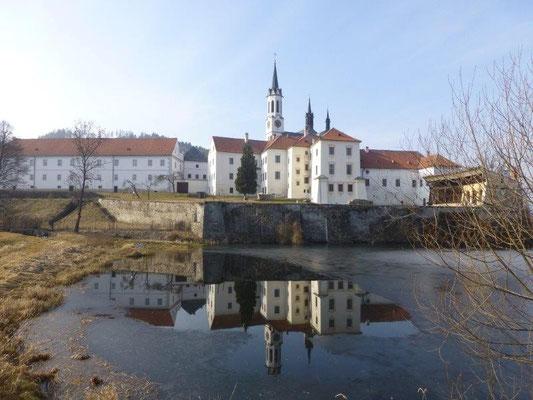 Kloster Vyšší Brod