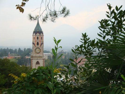 Kirche von Meran