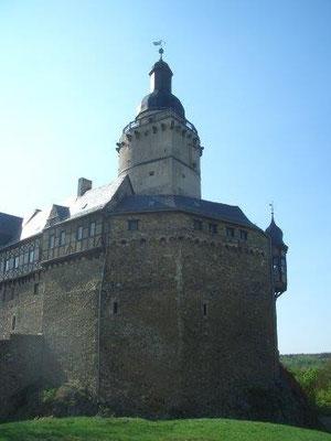 """Die Burg Falkenstein bei Meisdorf war Kulisse der DDR-Kinderserie """"Spuk unterm Riesenrad"""""""