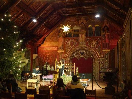 Adventskonzert im Sängersaal