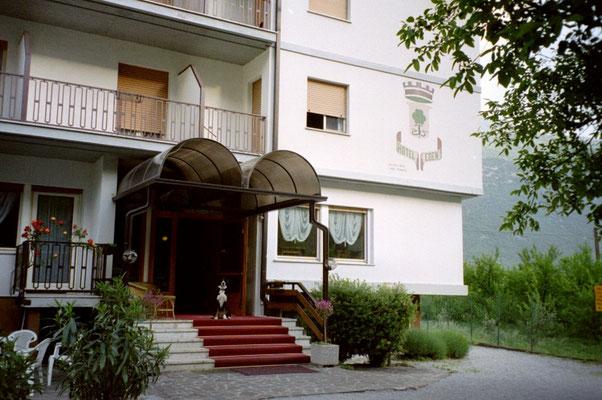 Unser Hotel in Arco