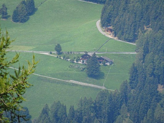 Blick zur Moritzhöhe