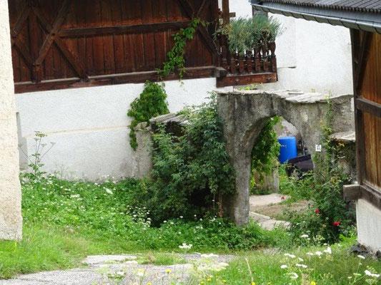 Altes Hoftor in Matzlaun