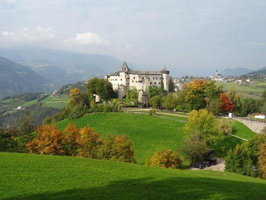 Burg Prösels bei Völs am Schlern