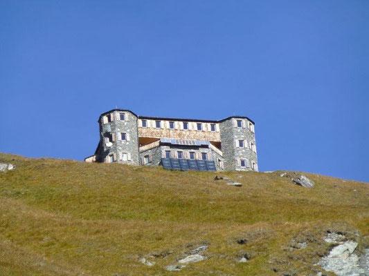 Die Sajathütte überm Virgental