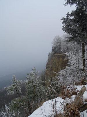 Klippen am Heldrastein