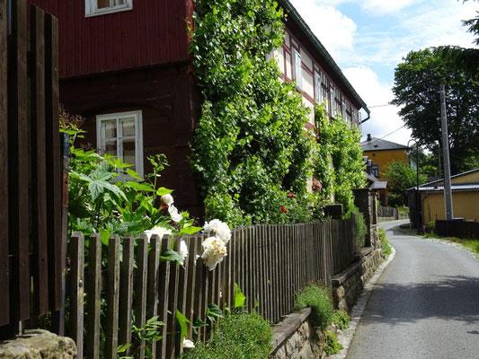 Wunderschöne Häuschen in Hinterhermsdorf