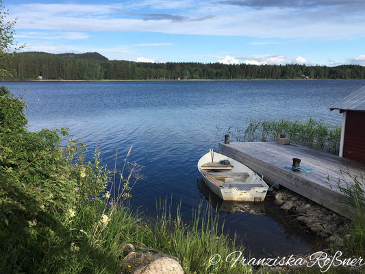 Idylle am Revsundsjön