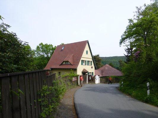 Das Robert-Sterl-Haus in Pötzscha