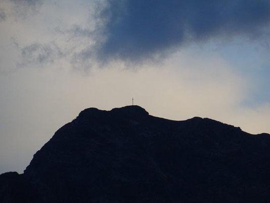 Gute Nacht Berge :-)