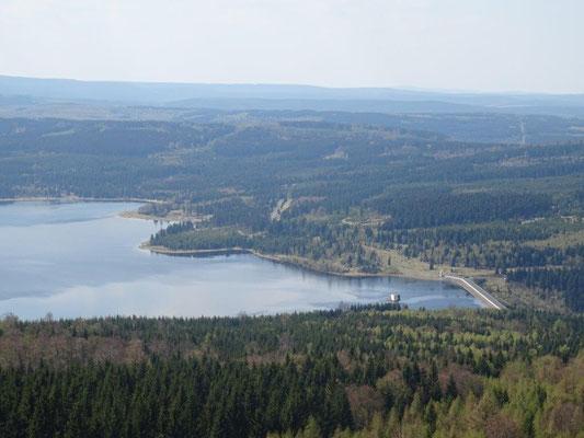 Wundervoller Ausblick vom Haßberg