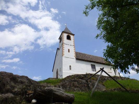 Das Kirchlein St. Hippolyt