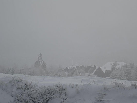 Winter im Erzgebirge - immer wieder ein Traum