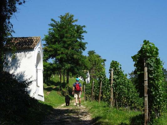Kreuzweg zur Gleifkapelle