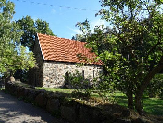 Kapelle Løvøy bei Horten