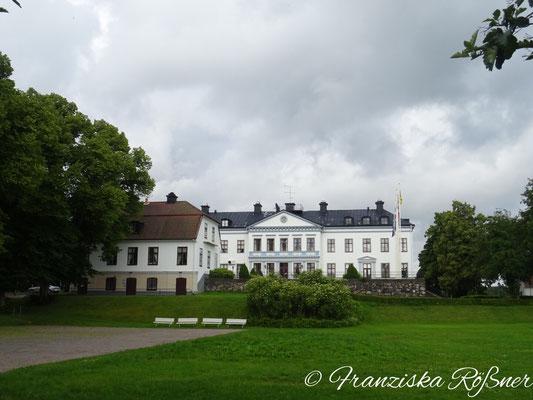 Das Herrenhaus in Gysinge