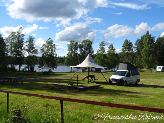 Naturcampingplatz Bergslagsgården