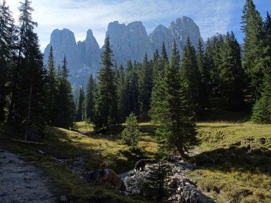 Im wunderschönen Villnöß-Tal