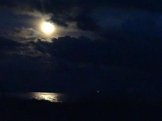 Wieder eine Mondnacht