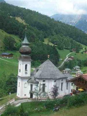 Kirche Maria Gern