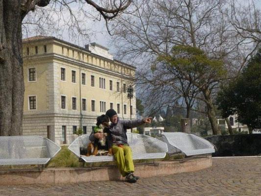 Stadtbummel durch Riva