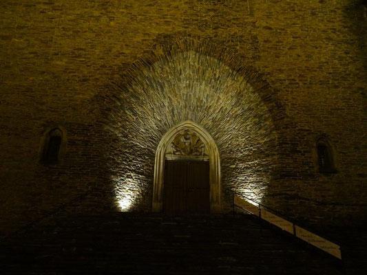 St. Annen bei Nacht