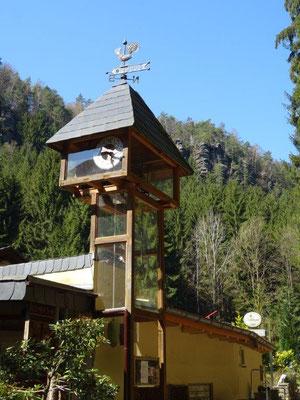 Uhr in Kohlmühle